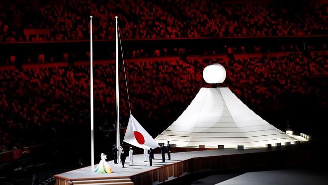 Tokio 2020: Está en marcha el desfile inaugural de los Juegos Olímpicos