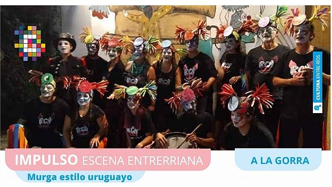 FEDERACION: MURGA AL ESTILO URUGUAYO – INVITACIÓN DE LA DIRECCIÓN MUNICIPAL DE CULTURA