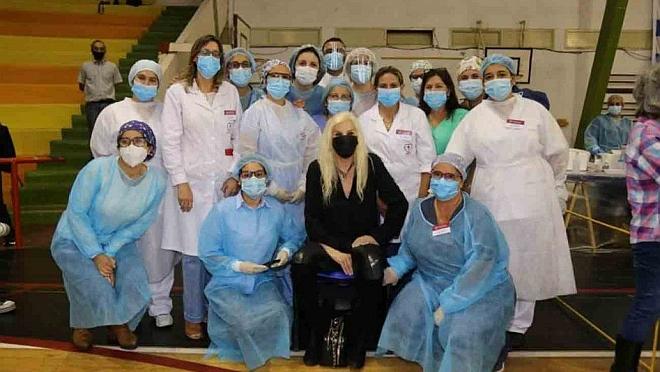 Susana Giménez fue internada en el Sanatorio Cantegril por complicaciones de Covid-19