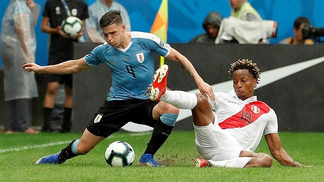 Selección: Uruguay irá con Giovanni González de arranque para enfrentar a Paraguay