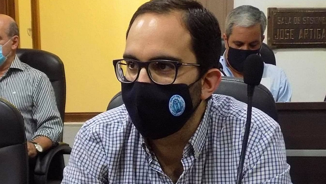Facundo Marziotte Blanco : ¡Un Intendente ausente y desinteresado!