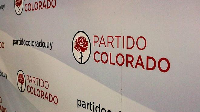 Ciudadanos Norte – Reunión del CEN del Partido Colorado Montevideo, lunes 14 de junio 2021.