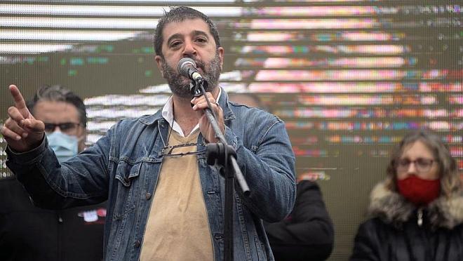 Partido Comunista brindó su apoyo a Fernando Pereira para presidir el Frente Amplio