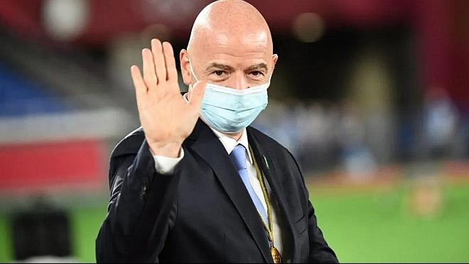 Presidente de FIFA media entre ligas europeas y selecciones sudamericanas para liberar futbolistas