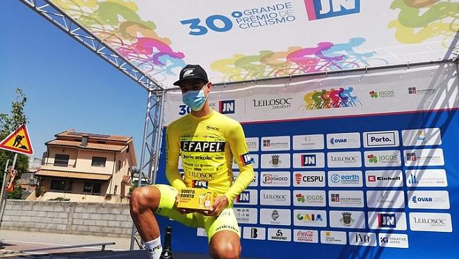 Mauricio Moreira fue el más fuerte en el PRÓLOGO que inauguró esta mañana la 30. a edición del Gran Premio Jornal de Noticias!