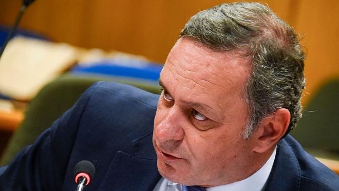 "Hay acusaciones que son inaceptabeles"", dijo Delgado, sobre crítica de Orsi de ""presión inédita"" de Presidencia a ediles para que no voten fideicomiso"