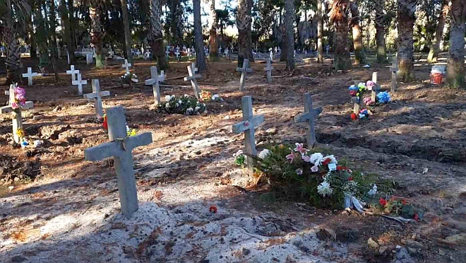 Salto ampliará el Cementerio debido al alto número de fallecimientos por Covid-19